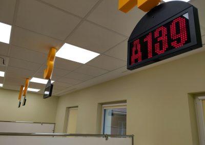 System QS Touch - przychodnia, szpital czy urząd