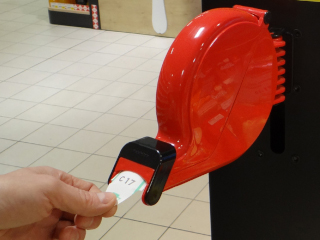 Prosty system kolejkowy z wygodnym biletomatem - Mini Kit
